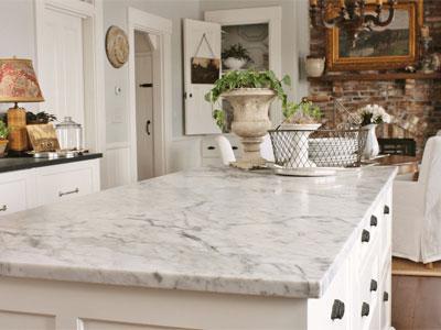 натуральный камень — купить столешницу для кухни фото