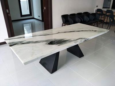 натуральный камень — купить стол фото